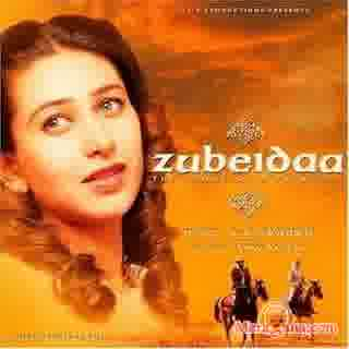 Poster of Zubeidaa (2001) - (Hindi Film)